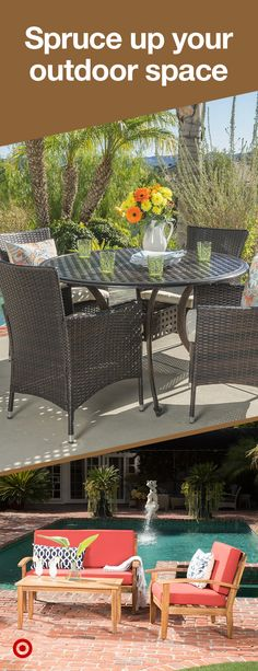Elevate your outdoor space with stylish pieces from Christopher Knight Home.