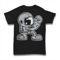 Astronaut Fighting Irish Cartoon Shirt Design   #tshirt #tees #bestshirtever #astronaut #fighting #shirts #fightingirish #irishtshirt #irish