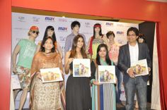 Vaani Kapoor Unveils Max Summer 2014 collection in Mumbai