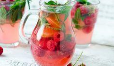 Рецепта за Лимонада с малини