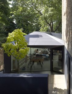 Lens House || Alison Brooks Architects
