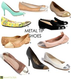 #shoes from Second City Style