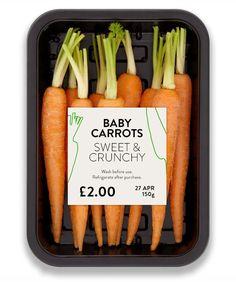 Meat, Veggies & Jams on Packaging Design Served
