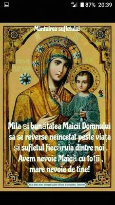 Maica Domnului Orthodox Icons, Virgin Mary, Wise Words, Jesus Christ, Mona Lisa, Artwork, Movie Posters, Work Of Art, Auguste Rodin Artwork