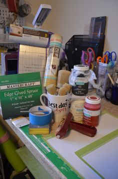 Cricut hack for wooden sign tools and supplies.   Use your Cricut Explore to make amazing signs at an affordable price.