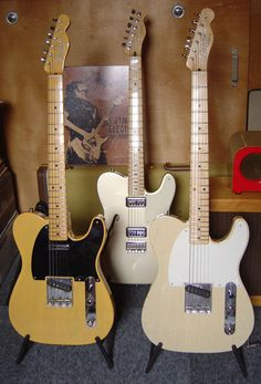 Show off your tele here Fender Esquire, Beautiful Guitars, Fender Guitars, Plank, Bass, Guitar Design, Guitars, Instruments, Planks