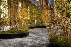 Rich Brothers for Chanel @ Saatchi Gallery Landscape Architecture, Landscape Design, Garden Design, Winning London, Sunken Garden, Saatchi Gallery, Sense Of Place, Chelsea Flower Show, Outdoor Living