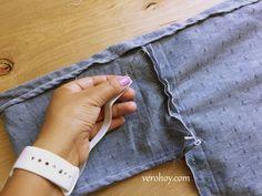 Sin duda estoy enamorada de estas blusas! Aprovechando que ya tenia la tela y el elástico, me atrevi hacer esta blusa que esta muy de moda. Las he visto por todos lados, de muchos colores, demasiado lindas todas y frescas. Así que decidí hacer una...