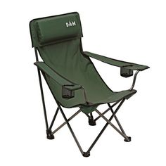 Dam Καρέκλα Foldable Chair With Padded Back Camping Essentials List, Camping Checklist, Camping 101, Camping Packing, Packing Lists, Monkey Business, Arctic Monkeys, Outdoor Chairs, Outdoor Furniture
