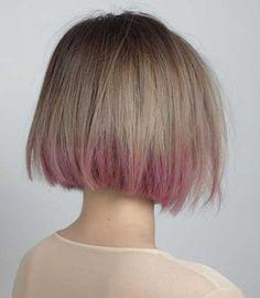 pink ombre hair - Поиск в Google