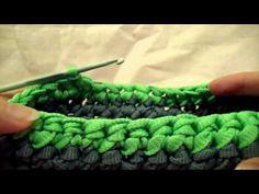 TUTORIAL BORSA FETTUCCIA CAMBIO COLORE(tutorial sling bag color change) - YouTube