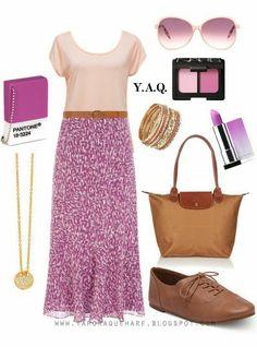 Y. A. Q. - Blog de moda, inspiración y tendencias: [Y ahora qué me pongo con] El color Pantone del 2014, Radiant Orchid