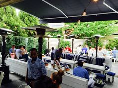 Bartaco- one of the best patio bars in Atlanta.