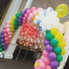 how to decorate a wedding cake with fresh fruit top 10 creative ideas to use balloons for decoration 15671