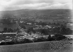 Photo of Bovey Tracey, General View 1925 Devon, Old Photos, Paris Skyline, England, Travel, Old Pictures, Viajes, Vintage Photos, Destinations