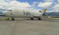 LAS Cargo Boeing 727 freighter - René Muñoz ™✈ (@aviation_rm)   Twitter