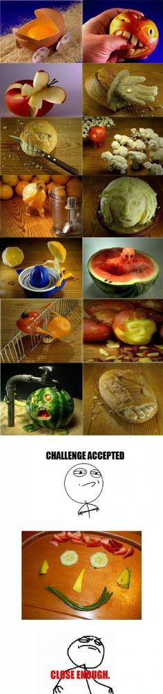 epic food art is epic