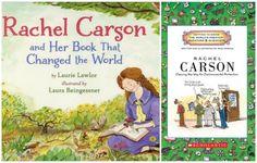 Rachel Carson Women Scientists Books- Kid World Citizen