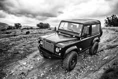 ICON D90 Land Rover Reformer   ICON