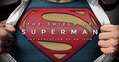 75 anos de mudanças no logo do Super-Homem