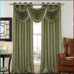 Fenstergestaltung 37 ideen f r gardinen trends und farbwahl fenstergestaltung gardinen und - Gardinen dekorationsvorschlage ...