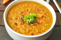 Red Lentils and Coconut | Tasty Kitchen Blog