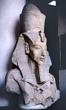 Akhenaton musée du Caire