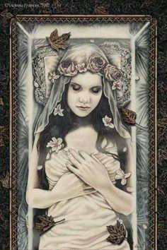 'Eternal Dream' by Victoria Frances.