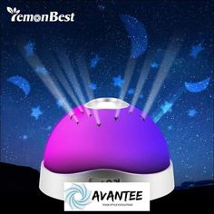 Home Decor Colorful Sky Star Children Baby Room Night Light Projector Lamp Alarm Clock sleeping Item Type: Night LightsCertification: CE,RoHSIs Batteries Requ