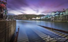 Staithes – The Life Boat Slipway