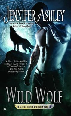 #CoverReveal: Wild Wolf (Shifters Unbound #6) by Jennifer Ashley   January 7th, 2014.