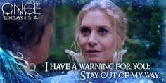 Find out what The Snow Queen has planned tonight.Don't...