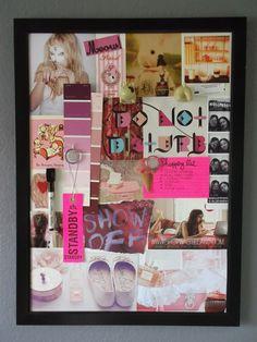 My mood board; Jan 2012. #mood #board