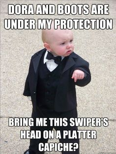 mafia baby knows whats up