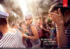 EMIRATES - BE THERE on Behance