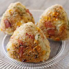 Rice Recipes, Real Food Recipes, Healthy Recipes, Tempura, Dessert Chef, Sashimi, Japanese Food Sushi, Mochi, Rice Balls
