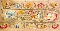 french embroidery 17th century | Donated by Comune e Cariprato, Inv. No. 81.01.88