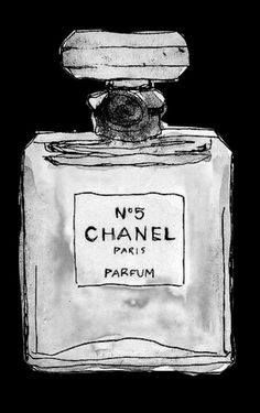 Chanel No. 5. by Karl Lagerfield