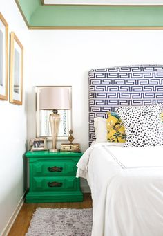 6 Alive Clever Tips: Kids Bedroom Remodel Bookshelves bedroom remodel ideas space saving.Bedroom Remodel Ideas Loft bedroom remodel on a budget interior design.Master Bedroom Remodel On A Budget. Home Decor Bedroom, Bedroom Decor, Guest Bedroom Remodel, Green Bedroom Paint, Minimalist Bedroom, Small Bedroom Remodel, Living Room Remodel, Remodel Bedroom, Home Decor