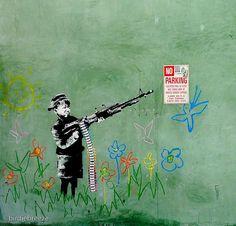 Banksy  Westwood Village
