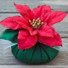 A Week of Gift Crafts: Christmas Clove Sachet