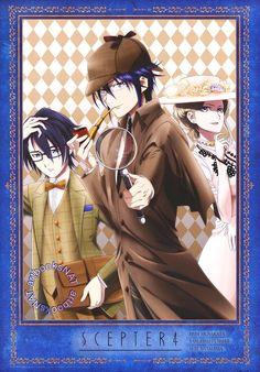 Kk Project, K Project Anime, Missing Kings, Suoh Mikoto, Return Of Kings, Movie Poster Art, Blue Exorcist, Tsundere, Doujinshi