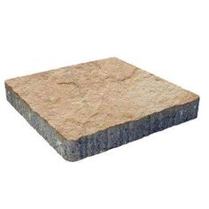 Capriana Medium 14 in. x 14 in. Landscape Pavers, Travertine, Butcher Block Cutting Board, Backyard, Stone, Medium, Outdoor, Ideas, Outdoors