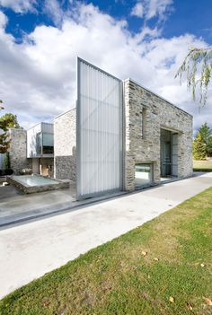 house in New Zealand by Pattersons