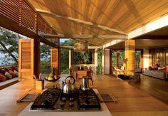 Benjamin Garcia Saxe projeta casa sobre pilotis em terreno íngreme na Costa Rica :: aU - Arquitetura e Urbanismo