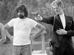 Cinematographer Tony Richmond discusses the making of Nicolas Roeg's 1977 sci-fi opus.