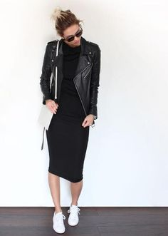 look sporty y chic