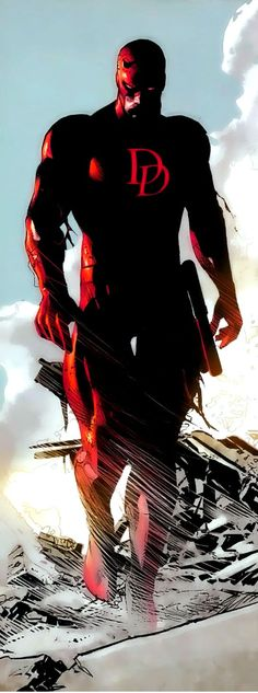 Daredevil by Mike Deodato Jr