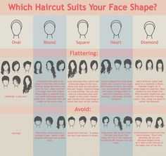 7 Most Common Facial Shapes -- Which Haircut Suits Your Client?