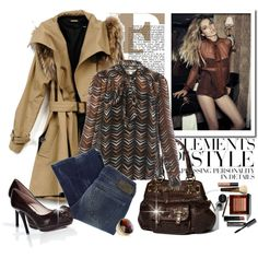 Great combo! Untitled #942, created by ladydelicat.polyvore.com